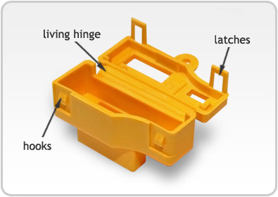 Temporary Attachments For Plastic Parts Prospector